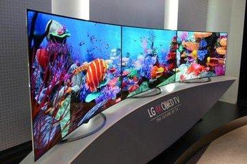 LGD押注OLED面板 争夺高端电视市场