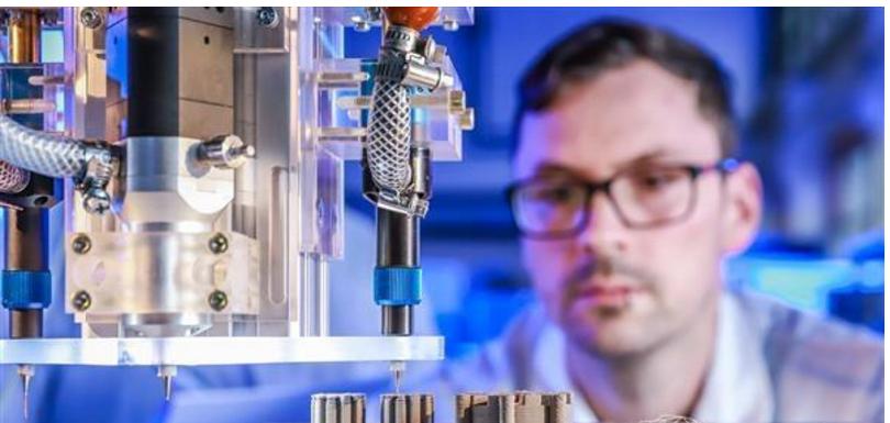 3D打印电机不是梦 德国使用铜、铁和陶瓷成功打印重要部件