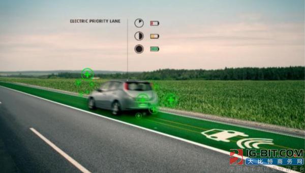 磁性混凝土使电动汽车无线充电成为现实