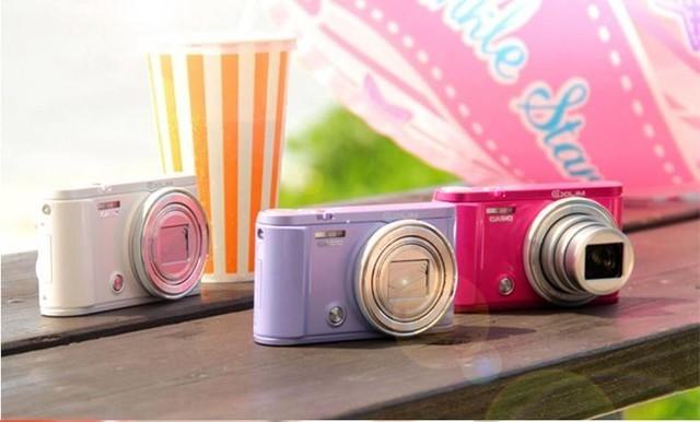 市场萎缩严重!卡西欧宣布放弃卡片相机