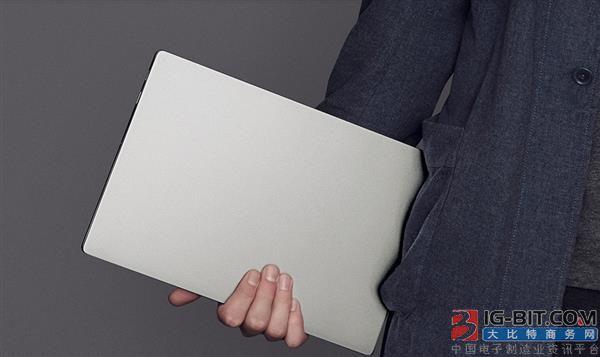 小米笔记本Air 13.3英寸四核银色版发布