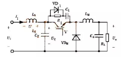 原来BUCK变换器电压尖峰是这样产生的
