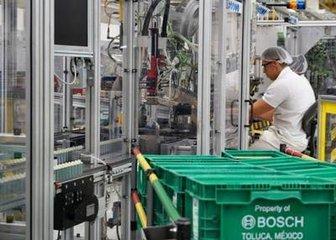 博世斥资1.2亿美元在墨西哥建电控单元智能工厂
