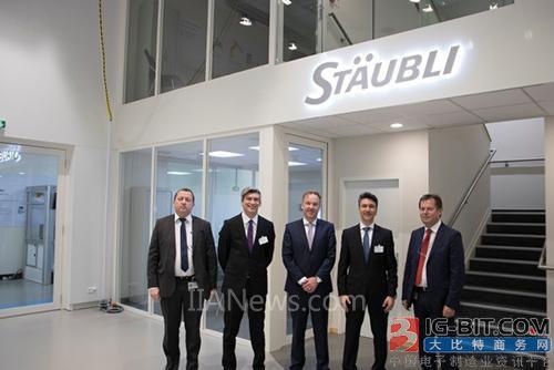 施耐德电气与史陶比尔集团建立合作伙伴关系