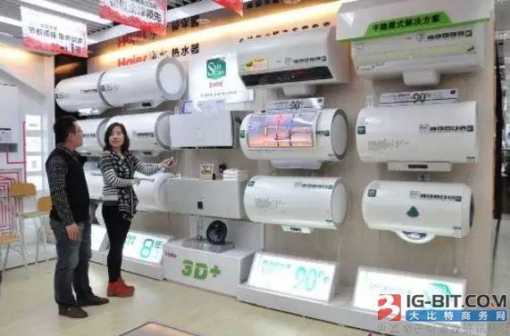 """多股力量博弈 热水器产业""""燃进电退""""枭雄逐鹿"""