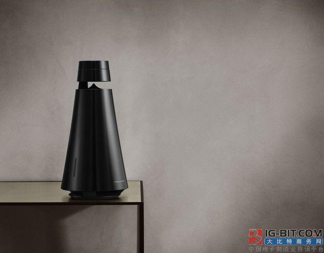 Bang & Olufsen推出BeoSound 1钢琴黑限量款音箱