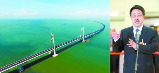 港珠澳大桥照明通信监控等12个智能控制系统全部建成