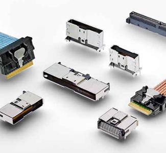 TE Connectivity新款SFF-TA-1002规范连接器Sliver 2.0