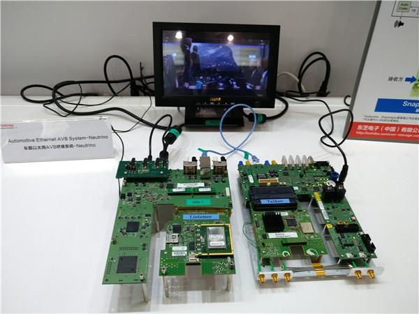 汽车技术加速成长 电子模块迎来机遇
