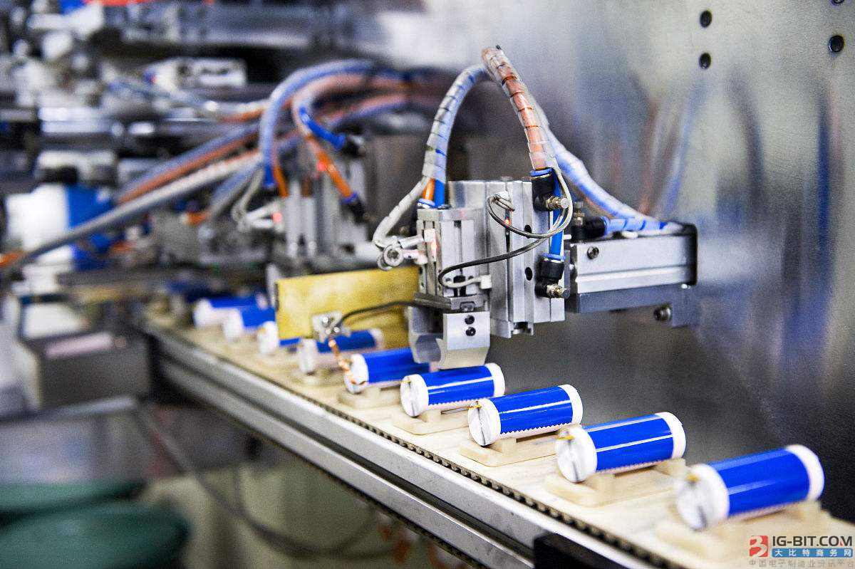 锂电设备市场空间广阔 未来三年增量市场可达900亿元