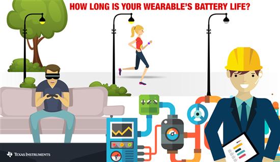 可穿戴设备电池充电难题怎么破?