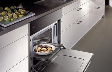 蒸箱将会成为中式厨房必备品之一