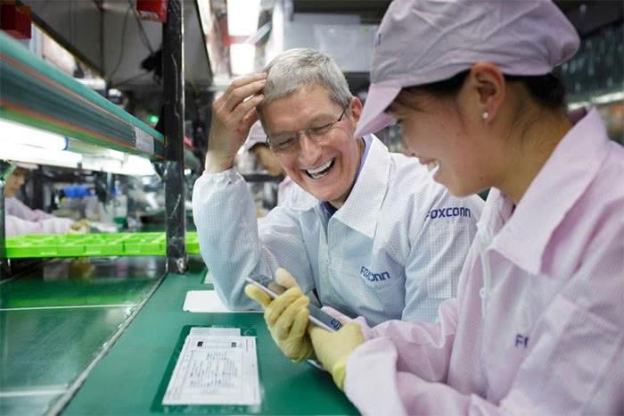 富士康考虑建造12英寸晶圆厂 这是要抢台积电、三星的饭碗?