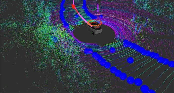 MIT研发新款自动驾驶车载导航系统