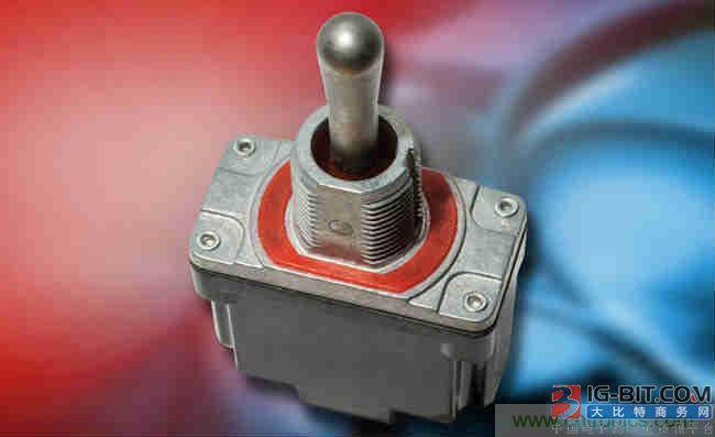 C&K推出新PT系列密封电源钮子开关