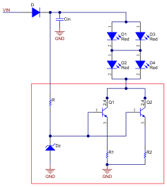 中央高位刹车灯——第三刹车灯