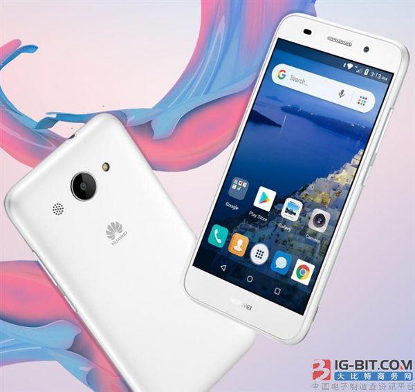 华为推出旗下首款Android GO产品
