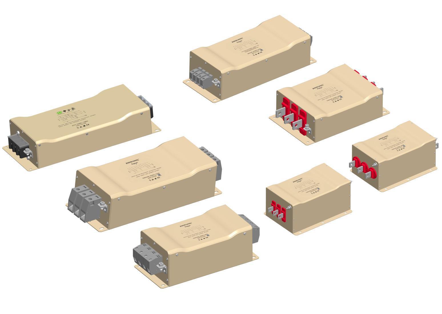 推动EMC进程中宇豪公司推出多级工业电源滤波器新品