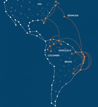 巴西-阿根廷海底光缆拟于2020年上半年投产