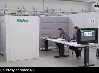 日本电产Nidec ASI发布新款EV超快速充电器