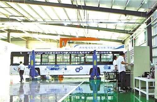 氢燃料电池国产化提速新兴产业布局持续推进
