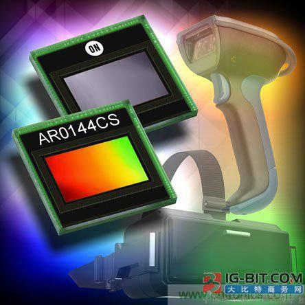 安森美推出1/4英寸1.0MpCMOS数码图像传感器