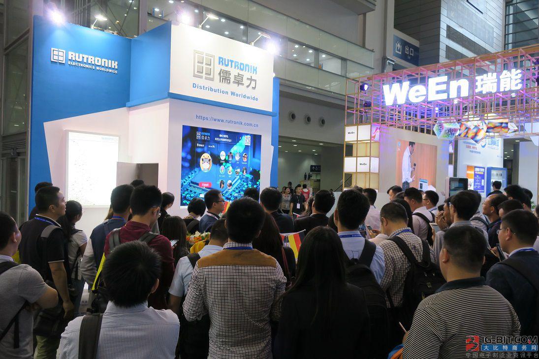 儒卓力在CITE展会通过现场活动 构建本土市场业务形象