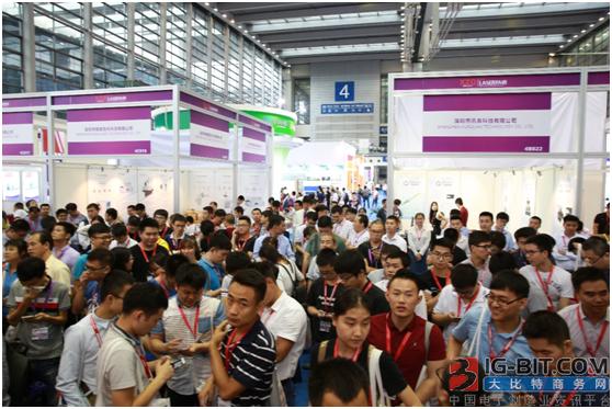 倒计时一周,深圳激光博览会下周四隆重上演!