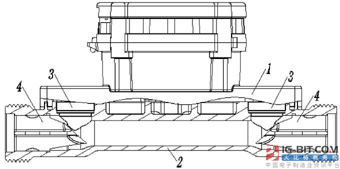 【仪表专利】一种水表