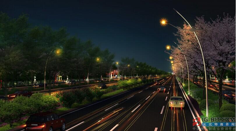 江苏移动为城市道路点亮智慧明灯