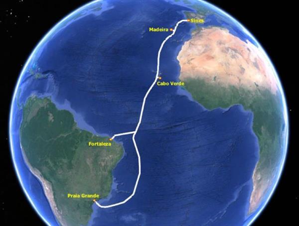 BELLA与欧洲-巴西海底光缆EllaLink签署合作协议
