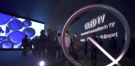 """国家知识产权局取消LG电子对""""QLED""""商标备案的申请"""