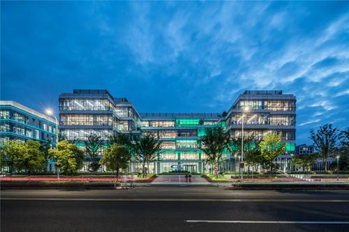 飞利浦照明大中华区总部新楼开幕,公司全新中文名为昕诺飞
