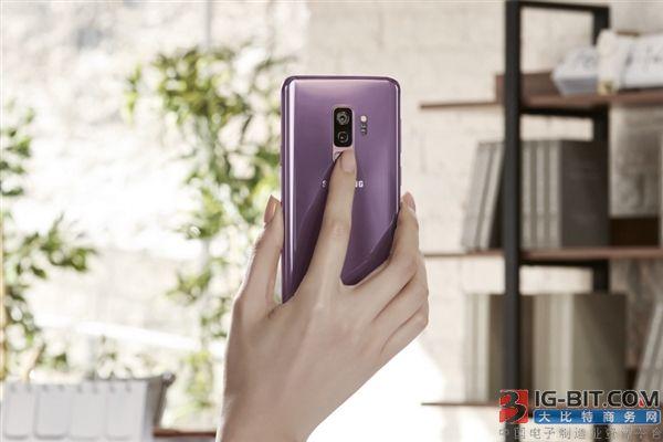 韩国高端手机市场遇冷:S9销量两倍于iPhone X
