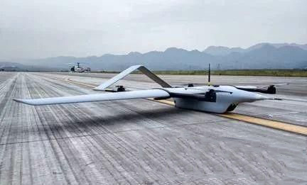 北京鑫元盾推出一款警用实战安防无人机