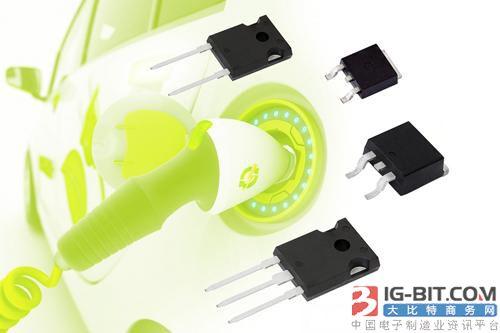 Vishay推出37颗用于汽车的新款高压晶闸管和二极管