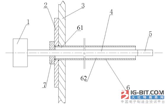 【仪表专利】可抗振动的插入式热式气体质量流量计
