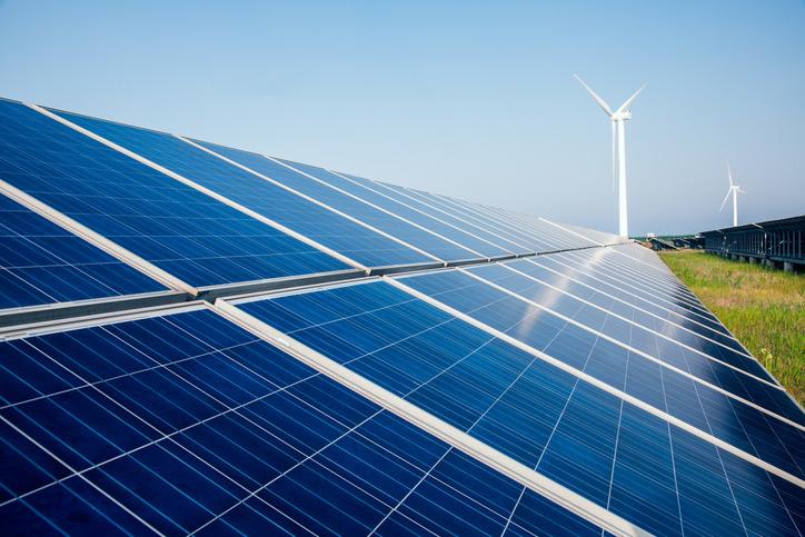 印度发布新政 鼓励风能和太阳能光伏电站联合运营