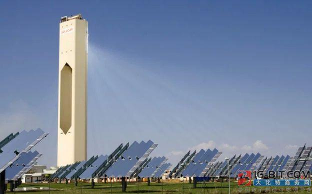 美国投7200万美元推进新一代聚光太阳能发电系统研发
