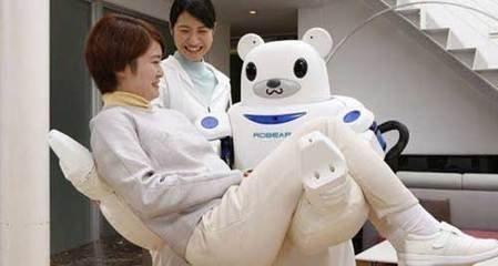 """机器人""""护士""""给未来无限可能"""