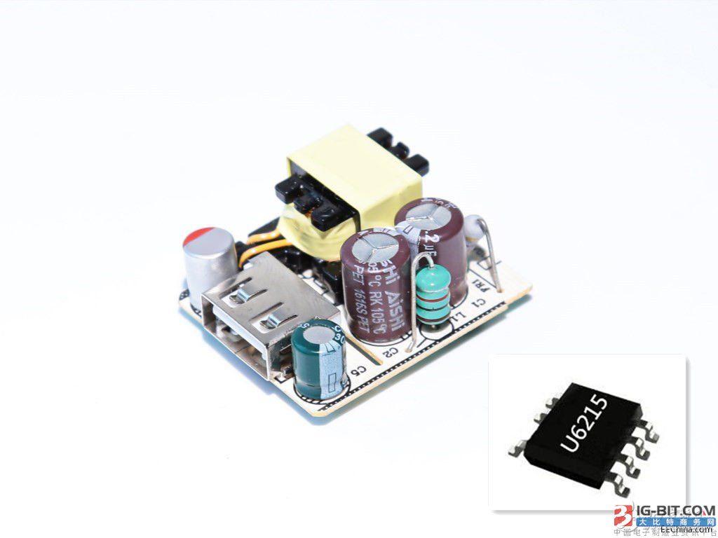 基于Elanpo银联宝的5W开关电源方案介绍