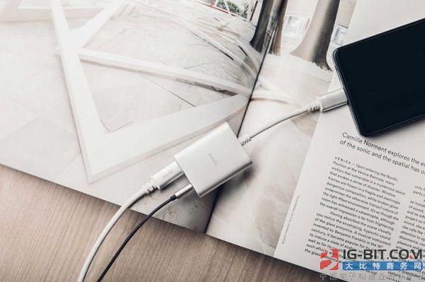谷歌商店撤下从未开售过的Moshi Type-C充电/音频适配器