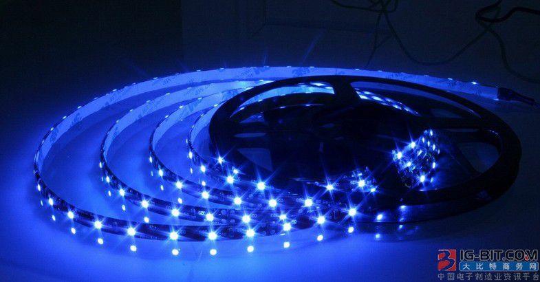 LED智能照明快速发展背后的三大原因