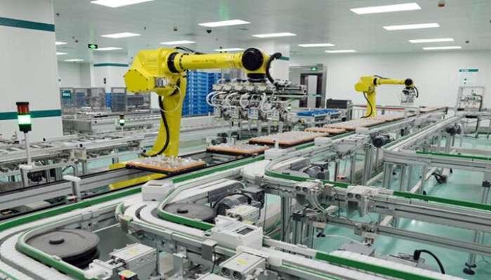 机器人渗透率不足韩国1/10!中国制造2025计划前路漫漫!
