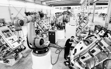 松山湖出台首个机器人产业扶持政策