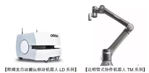 欧姆龙与Techman Robot公司携手走向机器人制造的未来