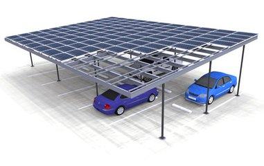 英特尔已建8000多个太阳能停车库 未来将开发数个澳门赌场官网网站项目
