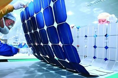 光伏巨头再抱团 隆基向通威下发近70亿多晶硅采购大单