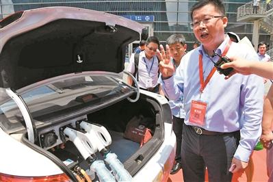 电动汽车充电科技进入快充时代:快充3分钟 能跑400里
