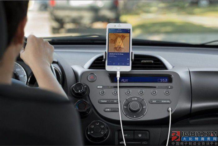 贝尔金为iPhone发布闪电转3.5毫米音频线缆